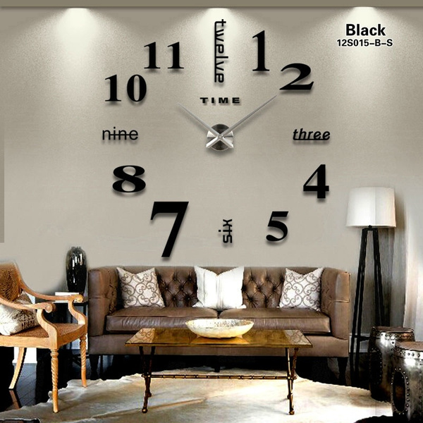 Home & Kitchen, Wall Art, Home Decor, Clock