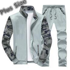 Blues, Plus Size, Fitness, sweatersuit