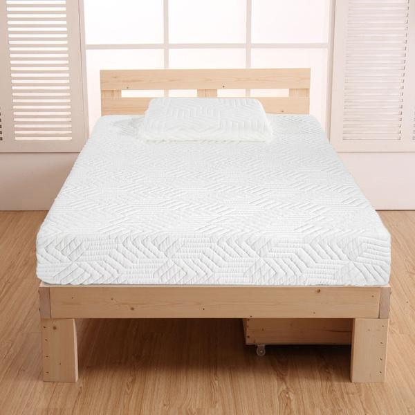 Beds, Traditional, twinsize, memory foam