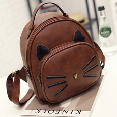 Kawaii, travel backpack, collegestyle, College