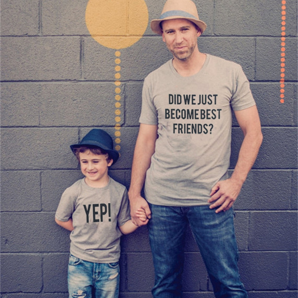 fathersonoutfit, Mens T Shirt, Family, dadandson