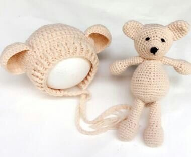 Fashion, Photography, Bears, knitted