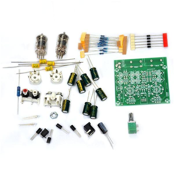 amplifierboard, audioamplifierboard, buffer, preamp