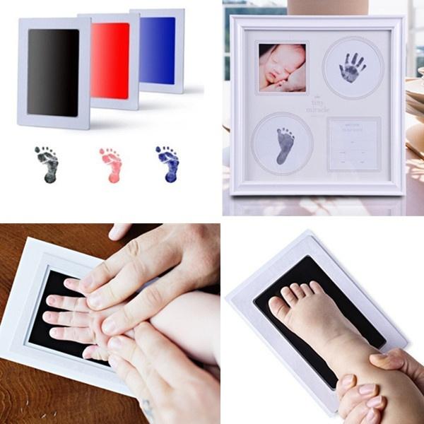 Baby, Fashion, stampsampinkpad, babyfootprint
