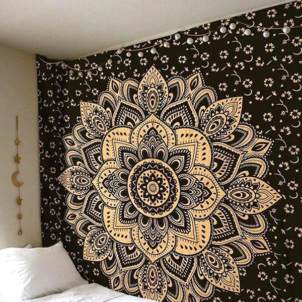 Antique, blanketstapestry, hippie, hangingtapestry