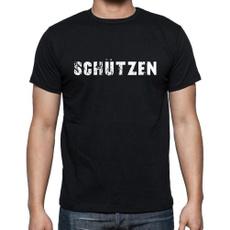 schutzenmensshortsleeveroundednecktshirt, Sleeve, XL, Vintage