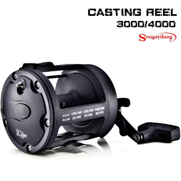 boatfishingreel, baitcastingreel, castingreel, Fishing Tackle