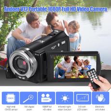 digitalvideorecorder, portable, videocamera, hdcamera