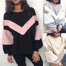 blouse, Fashion, fur, Sleeve