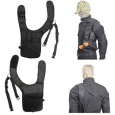 Shoulder Bags, underarmshoulderholster, Hiking, underarmholster