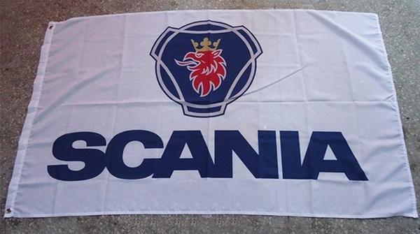 carflag, Cars, scaniabanner, scaniabannerflag