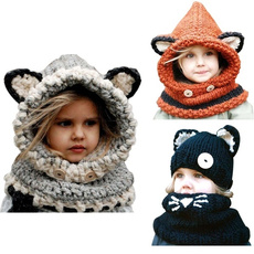 Baby, cute, kids scarf, Winter