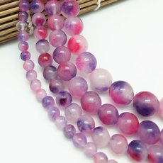 pink, 8MM, Jewelry, purple