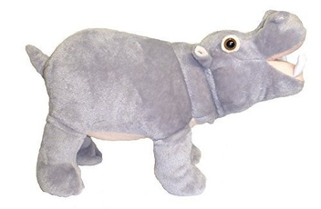 standing, hippo, Toy, farting