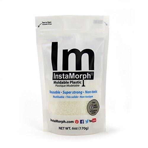 moldable, instamorph, Plastic