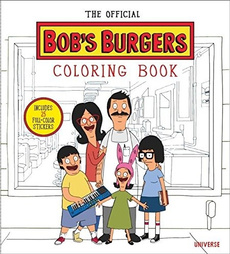 burger, coloring, bob, official