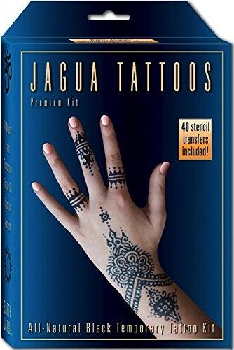And, tattoo, temporary, Body