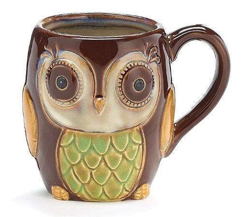 Owl, Coffee, Food, lover