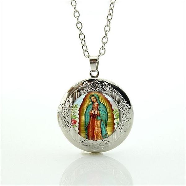 ofguadalupelocket, Jewelry Accessory, Jewelry, Gifts