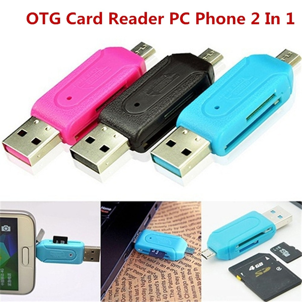 Card Reader, sdcardreader, microusb, usb