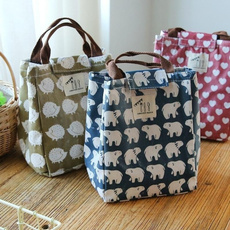 lunchboxbag, containerbag, Picnic, portable