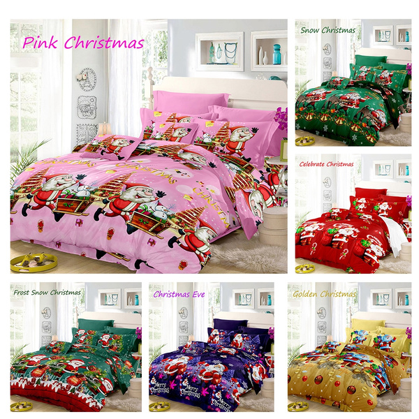 christmaspillowcase, case, Polyester, Christmas