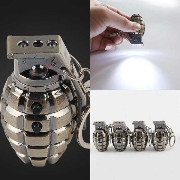 Flashlight, Mini, hangingskeychain, Laser