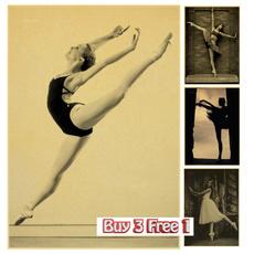 Home & Kitchen, Ballet, vintageposter, Dance
