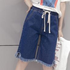Shorts, Elastic, Waist, for