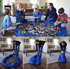 portablekidstoystoragebag, Box, Toy, Lego
