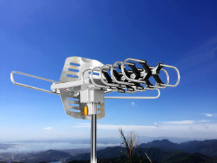 Outdoor, radioantenna, Aluminum, TV