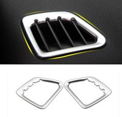 airventcover, insert, chrome, Cars