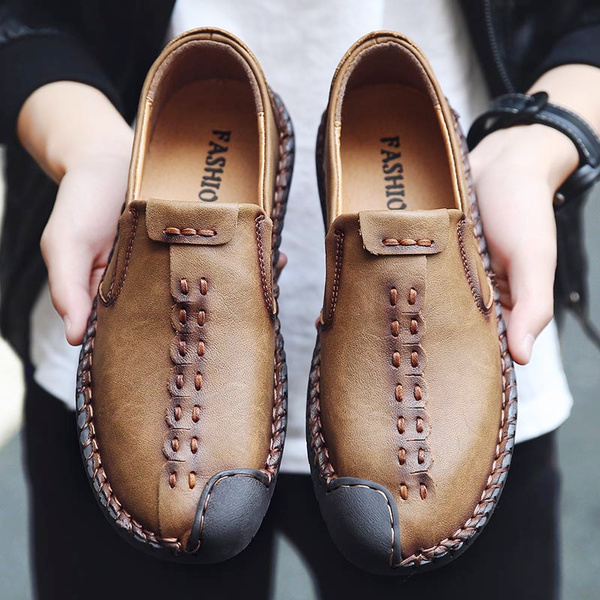 ankle boots, casual shoes, Fashion, casual leather shoes