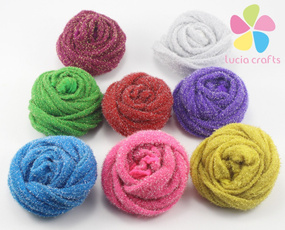 approx, decorativeflowersampwreath, Handmade, Accessory