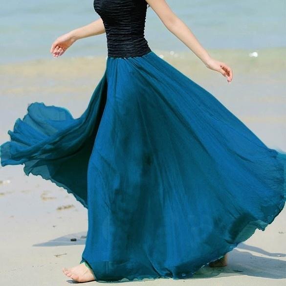 Style, Fashion, Princess, chiffon