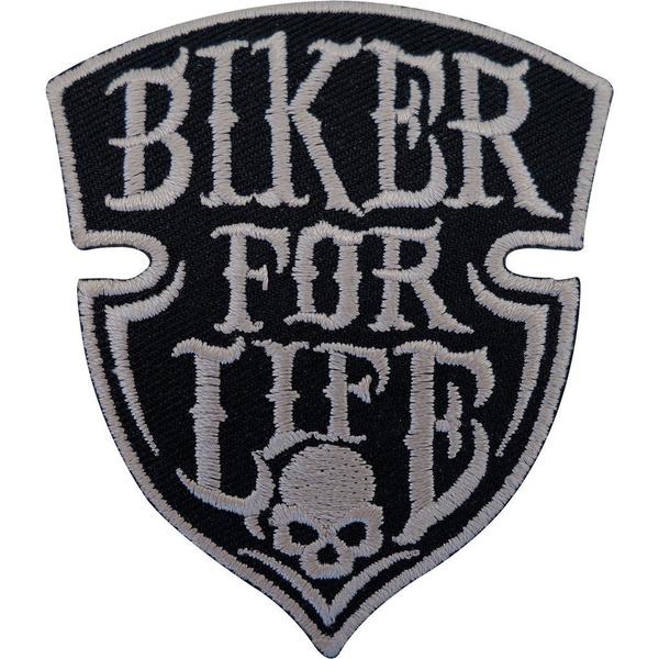 bikepatche, skull, Applique, irononpatch