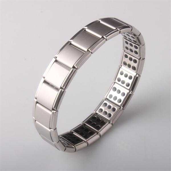 Steel, Titanium Steel Bracelet, Jewelry, stainlesssteelbracelet