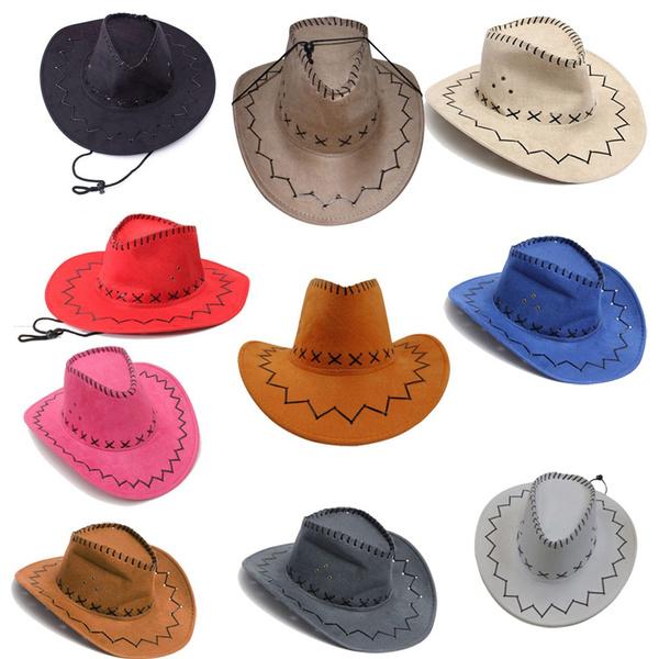 knittedcap, Cowgirl, Denim, Women's Fashion