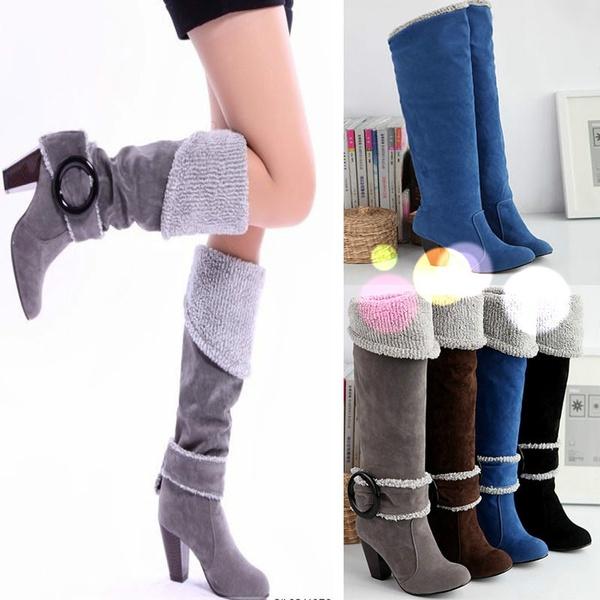 Women, Fashion, fur, Winter