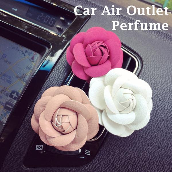 carairpurifier, cardecor, autoperfume, camellia