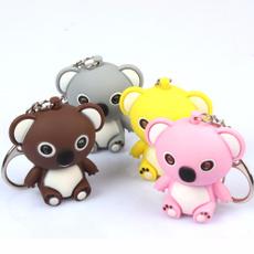Flashlight, koalabear, Toy, Key Chain