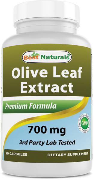 Olives, leaf, vitamin