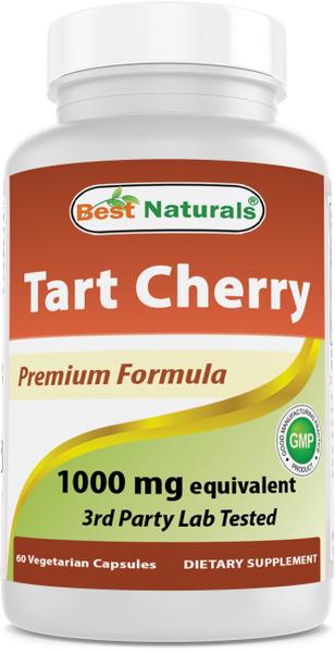 Cherry, vitamin, tart