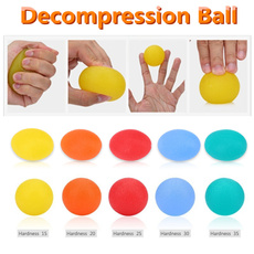 gripball, Silicone, therapymassager, stressrelief