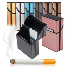 case, tobaccebox, Aluminum, tobacco