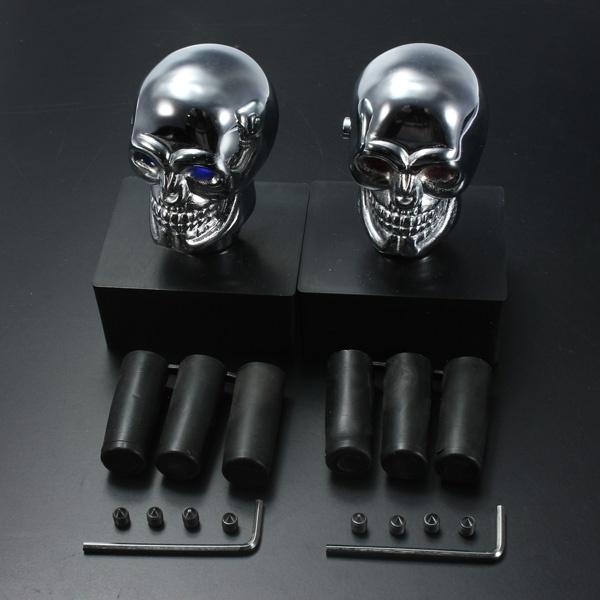 Head, led, Aluminum, gearstick