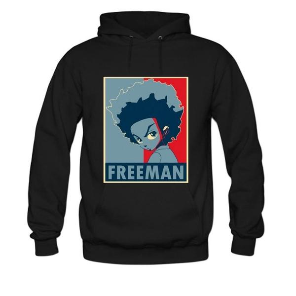 freeman, Casual Hoodie, Fleece Hoodie, sport hoodie