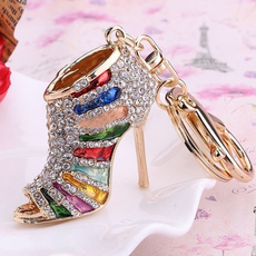High Heel Shoe, Key Chain, Womens Shoes, handbagkeyholder