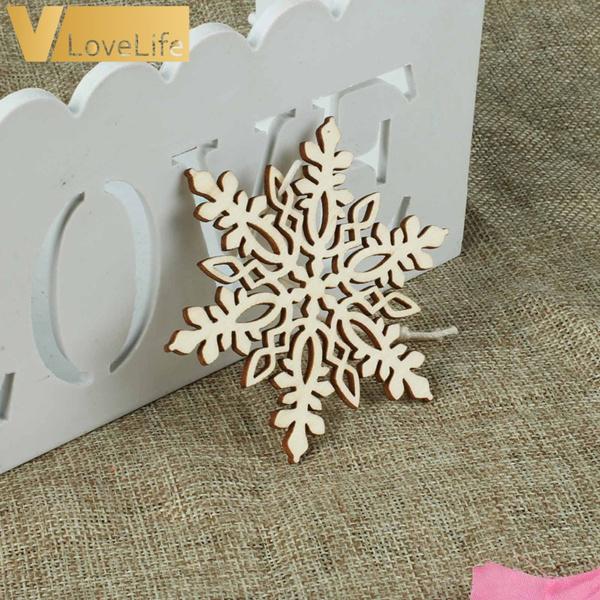 snowman, Christmas, Wooden, Deer