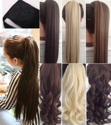 ponytailextension, human hair, ponytailhairpiece, ponytailwig